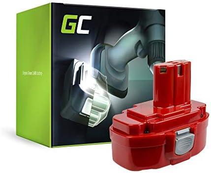 verde Cell® Utensili Elettrici Batteria Batteria Batteria per Makita JR180DWAE (Ni-MH celle 3 Ah 18V) | Di Alta Qualità Ed Economico  | prezzo di sconto speciale  | Durevole  13c1ae
