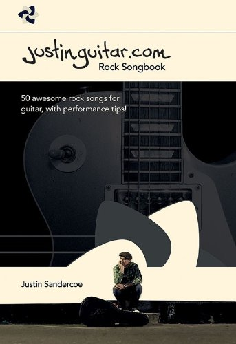 Justinguitar.Com: Rock Songbook