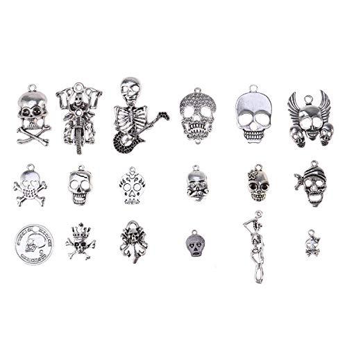Baumeln Kostüm - Healifty 90 Stücke Skeleton Key Charms