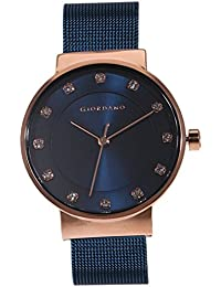 Giordano Analog Blue Dial Women's Watch