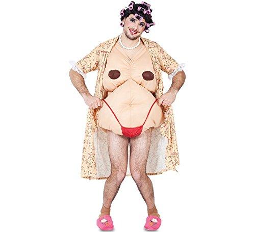 Jahre Alte 100 Frau Kostüm - Fyasa 705898-t04Exhibitionist Frau Kostüm, groß