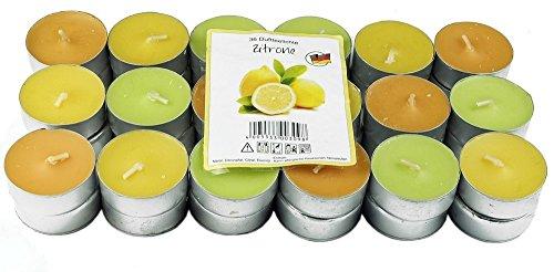 36-nordlicht-zitronella-duftlichte-teelichter-farbig-gemischt-aromatischer-zitronen-duft-anti-mucken