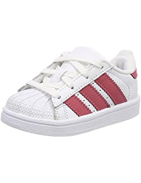 adidas Superstar I, Zapatillas de Gimnasia Unisex Bebé