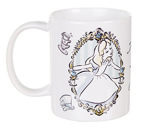 Disney Alice In Wonderland t tempo tazza