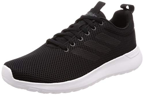 Adidas Lite Racer CLN, Zapatillas para Hombre, Negro (Core Black/Core Black/Carbon 0), 44 EU