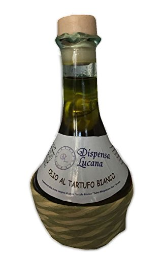 Olio extra vergine d'oliva al tartufo bianco - solo aromi naturali 250 ml