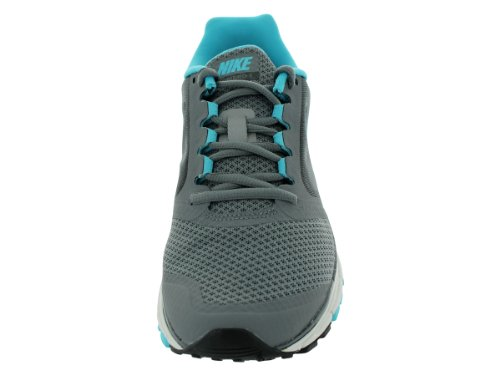 Nike Wmns Zoom Vomero+ 8, Chaussures de Running Entrainement Femme gris - Gris (Cool Grey / Gamma Blue-Anthrct)