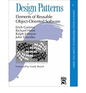 [(Design Patterns: Elements of Reusable Object-Oriented Software)] [by: Erich Gamma] (0935713387) | Amazon price tracker / tracking, Amazon price history charts, Amazon price watches, Amazon price drop alerts