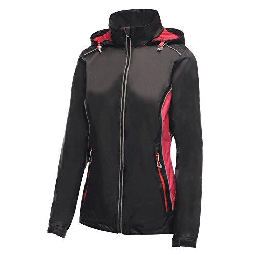 Regatta - Veste de sport - Femme noir/rose vif