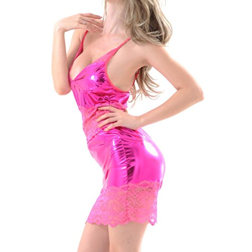 TPulling -  Body  - Donna Pink