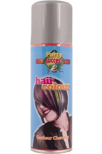 Silber-Spray fürs Haar, schicke Haarfarbe