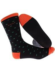 Gant Herren Bright Dot Logo Socks, Blau