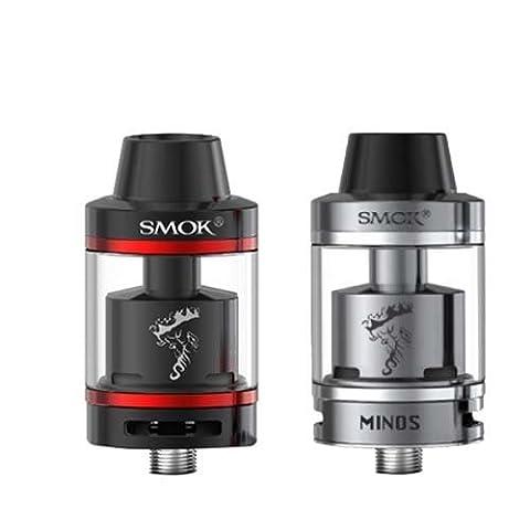 SMOK Minos TF Hybrid Sub Tank / RTA 4ml Farbe Silber