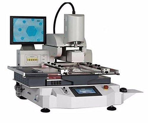 Preisvergleich Produktbild Gowe BGA Rework Station mit optische Ausrichtung System, High-Tech Infrarot + Hot Air BGA Reparatur-System