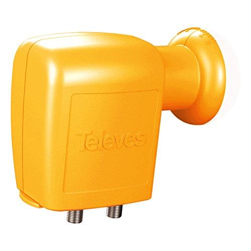 televes-blister LNB Twin Humbucker,/V/V/C aliment. Offset