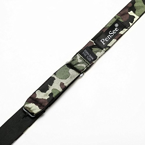 PenSee - Nœud papillon - Homme Army Green & Brown