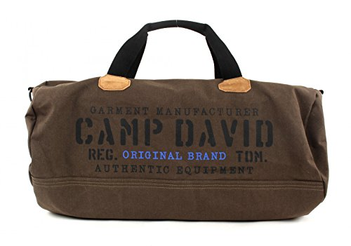 CAMP DAVID Camden Bay Weekender Brown