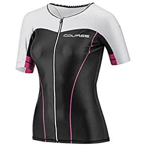Louis Garneau Women's Course Vector Tri Short Sleeve Jersey