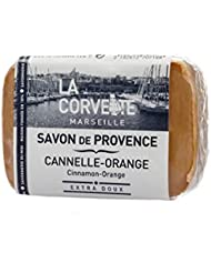 La Corvette Savon de Provence Cannelle-orange 100 g