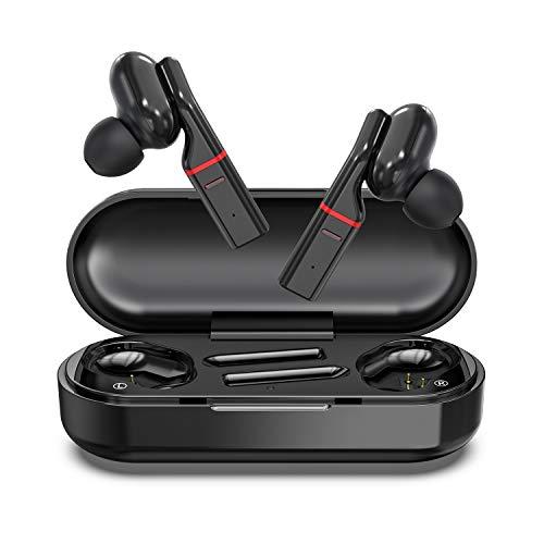 Auricolari Bluetooth Senza Fili In-Ear, Muzili Cuffie Bluetooth 5.0 Sport 20 Ore di Riproduzione Cuffiette Impermeabili IPX6 con...