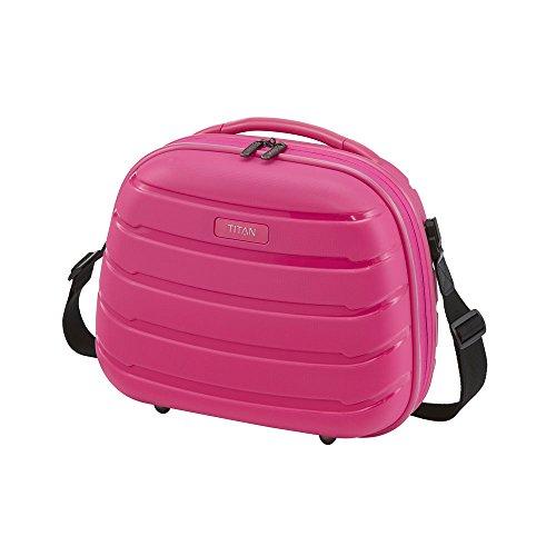 TITAN LIMIT Beautycase, 823702-17 Kosmetikkoffer, 37 cm, 18 L, Pink