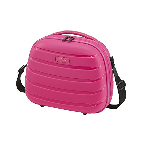 TITAN LIMIT Beautycase, Pink, 823702-17 Vanity, 37 cm, 18 liters, Rose (Pink)