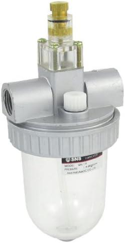 Sourcingmap - 1,27 centimetri pneumatici pneumatici pneumatici filtro dell'aria di lubrificazione per fortuna pt 3000 l min qiu-15   I Consumatori In Primo Luogo    Moda Attraente    scarseggia  0263c5