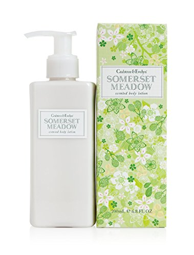 Crabtree & Evelyn Body Lotion 200ml Prato Somerset