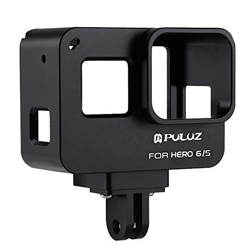 Preisvergleich Produktbild PULUZ New Hero7 (schwarz) Bordüren-Zubehör Hero Metal Cage Protective Shell Black