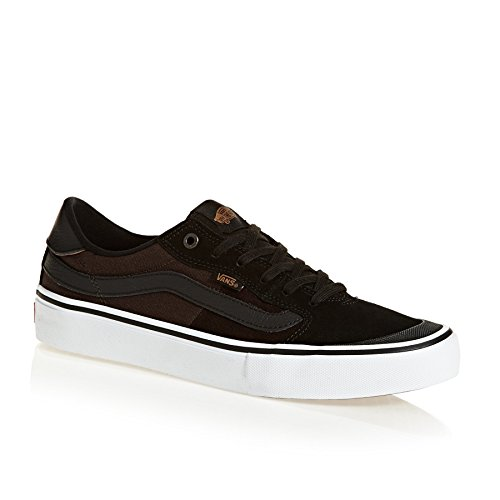Uomo Skates chuh Vans Dakota Roche Style 112Pro skateschuhe Black/Mole