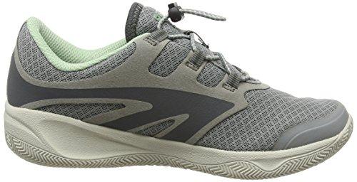 Hi-Tec V-Lite Rio Race i, Scarpe da Arrampicata Donna Grigio (Grey (Cool Grey/Steel Grey/Lichen 051)Cool Grey/Steel Grey/Lichen 051)