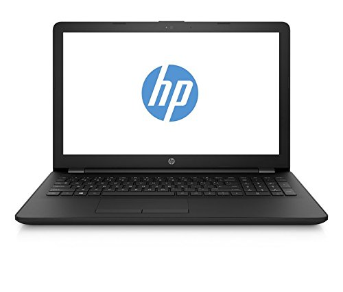 HP 15-bs012ng 1TV66EA 39,6 cm (15,6 Zoll) Notebook (Intel Pentium N3710, 8 GB RAM, 1 TB HDD, Intel HD-Grafikkarte 405, Windows 10 Home 64) schwarz