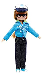 Doll by Lottie LT031 Robot Girl | Dolls - Clothes - Accessories - Toy Sets - Collectible | Inspired by real kids!7 Inch 18 cm Doll With Blond Hair And Blue Eyes
