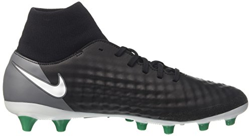 Onda Ag Fit Dinamiche Verde Ii Noir nero Bianco Scuro Nike Magista Homme Chaussures grigio De Football pro stadio 4CBqwBS5x