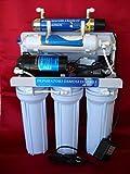 Osmosi inversa depuratore purificatore Acqua Rubinetto Potabile Domestico casa 6 stadi