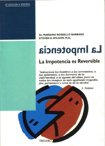 La Impotencia es Reversible por Mariano Roselló Barberá