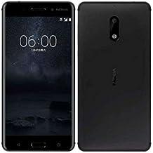 Nokia 6 (Matte Black ,64GB) (4 GB RAM)