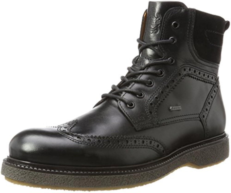 FRETZ men Herren Ted Klassische StiefelFRETZ men Klassische Stiefel Schwarz Billig und erschwinglich Im Verkauf