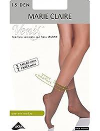 MARIE CLAIRE 2444 - TOBILLERO TRANSPARENTE 15 DEN VARIOS COLORES