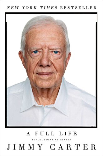 Buchseite und Rezensionen zu 'A Full Life: Reflections at Ninety' von Jimmy Carter