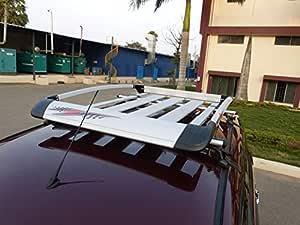 Goldsun decorative reliable modish fabulous Multi-Functional Car Styling cold anodized aluminium alloy Roof Top Luggage Carrier  for Maruti Suzuki Ertiga Car 2018 to present fits all variants GLC 401 