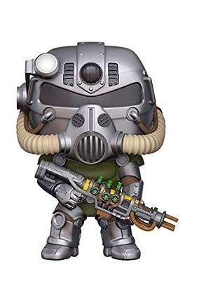 Funko 33973 Pop Vinyl: Games: Fallout S2: T-51 ...