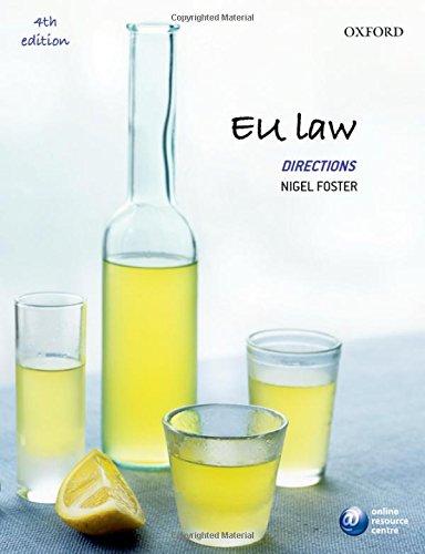 EU Law Directions Oxford Music Box