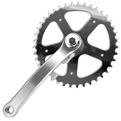 Kettenräder und Kurbeln Eingang BMX fixed 165mm 40 Zahnung Fahrrad