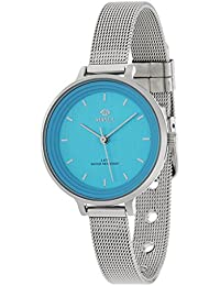 Reloj Marea Mujer B41198/6 Esterilla Azul Celeste