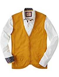 Joe Browns Men's Colour Knit Waistcoat