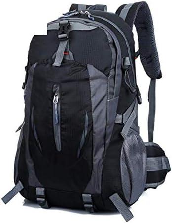 6921e465cd YTREEA Zaino Zaino Impermeabile da Trekking Zaino da da da Pioggia Borsa da  Campeggio Zaino Alpinismo Sport Outdoor Bag, Nero, 30-40L | Ricca consegna  ...