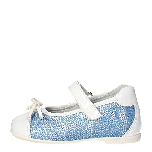 Ciao Bimbi 2165.14 Ballerina Bambina Vernice Bianco Bianco 23
