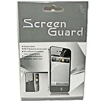 2unidades Protector de pantalla Screen Protector–Protector de pantalla con paño de microfibra para LG E430Optimus L32II