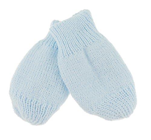 Hats By Cressida - Guantes  - para bebé niño Azul azul Talla única